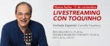 LiveStreaming con Toquinho